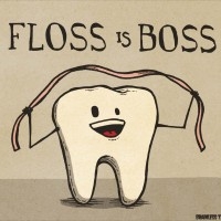 Floss Is Boss
